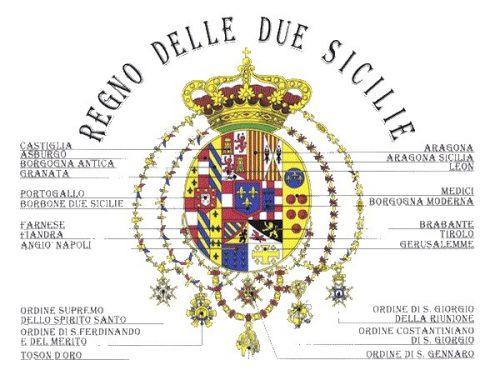Curiosità sulla Bandiera Storica del Regno delle due Sicilie