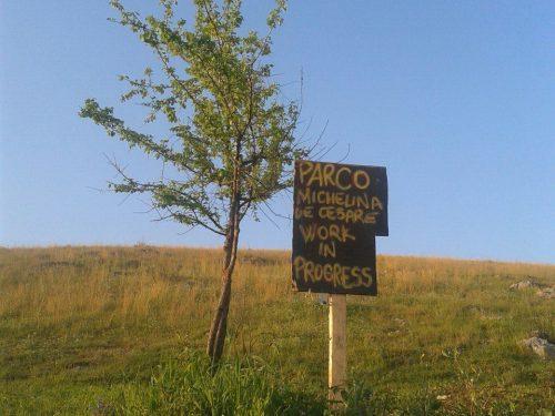 Pignataro (Ce) occupato un pezzo di demanio montano e creato un parco intitolato ad una brigantessa