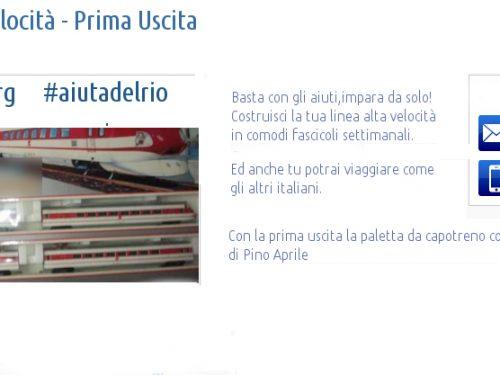 Parte la campagna #aiutadelrio