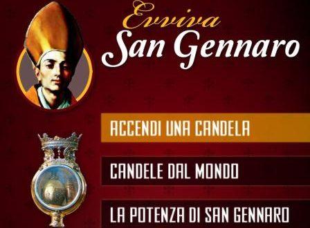 Evviva San Gennaro: l'app per accendere un cero a distanza con lo smartphone