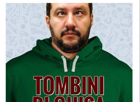 Felpanord: metti la tua città sulla felpa di Salvini!