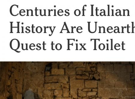 """Lecce ed il suo """"museo per caso"""" sulla prima pagina del New York Times"""