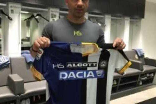 L'Udinese indosserà la maglia dei Briganti Napoli
