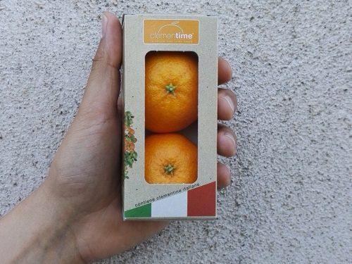 Le clementine? Uno snack tutto calabrese