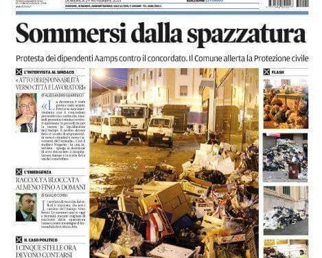 Gigi di Fiore: quanta differenza nell'informazione tra Napoli e Livorno