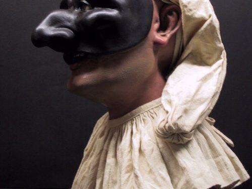 Caro Mentana, anche De Filippo era Pulcinella