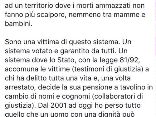 Così muore in Italia, l'impresa di chi denuncia il pizzo