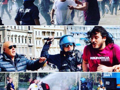 La stampa italiana e la balla della Napoli che si indigna solo per Higuain