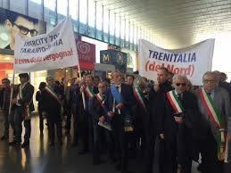 I sindacati lucani snobbati da Trenitalia