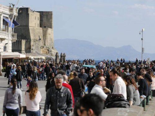 Turismo: al Sud ancora molto da fare, ma Napoli è prima per crescita