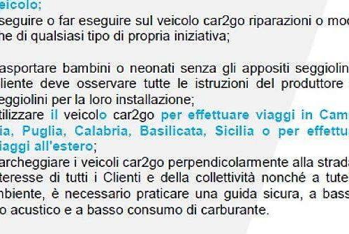 Apartheid Italia: se volete noleggiare un auto, non potete andare in terronia