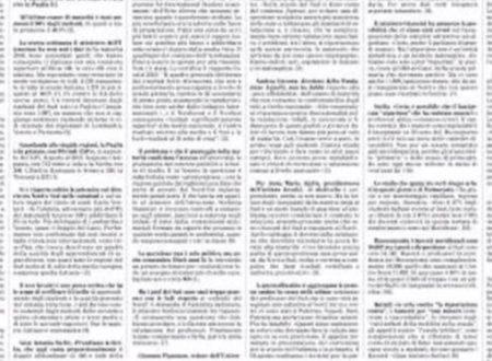 La scatologica estate della stampa italiana. Dove è l'ordine dei giornalisti?