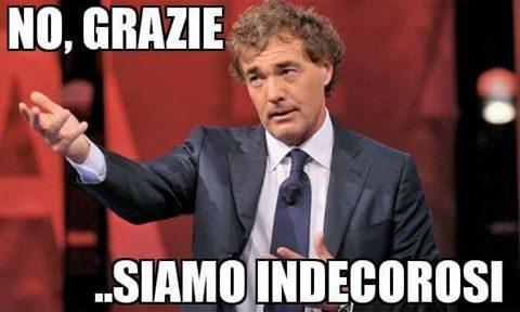 Noi, napoletani indecorosi, che abbiamo accolto i migranti diciamo no all'Arena di Giletti