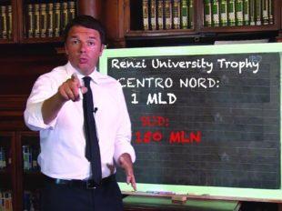 Così Renzi s'è inventato un torneo per distribuire risorse alle Università