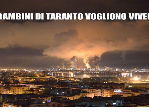 """Genitori tarantini: caro Renzi, Taranto non è un """"possedimento"""" italiano"""