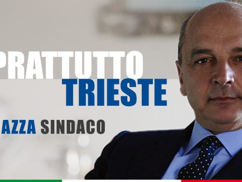 """Trieste nella monnezza e il Sindaco incazzato """"qui non siamo a Napoli"""" (Video)"""