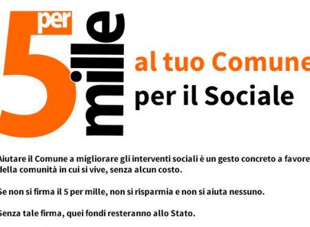 Comune di Napoli: cittadini, devolvete il 5×1000 alla città