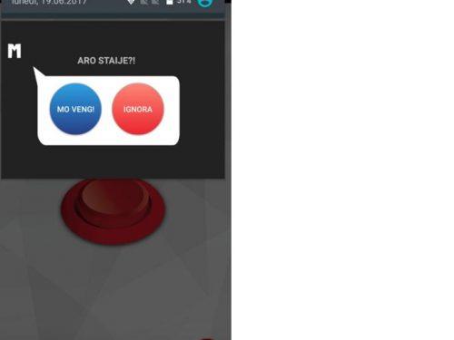 MoVeng: l'app per non restare bloccato da chi parcheggia in doppia fila