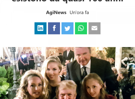 Trump invita i Borbone: impazza lo sfottò sui social