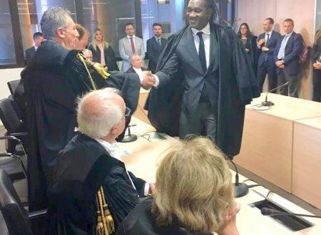 Napoli Mille Colori: l'Avvocato Hillary Sedu al Consiglio dell'Ordine