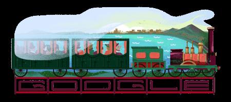 La Napoli Portici sul doodle di Google