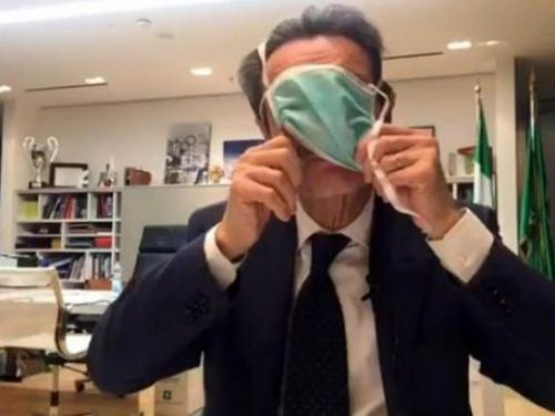 """Fondazione Gimbe: """"Ragionevole sospetto che Lombardia aggiusti dati"""" . Fontana li querela."""