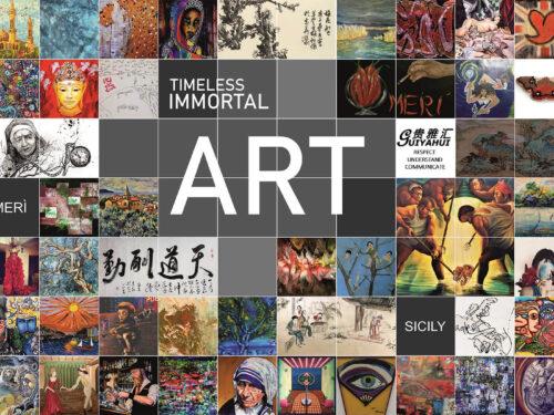 TIMELESS IMMORTAL ART