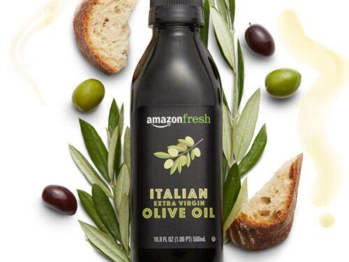 Se Amazon vende anche olio extravergine di oliva…