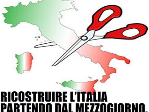 Ricostruire l'Italia, con il Sud. Dieci punti per il Piano di Rilancio